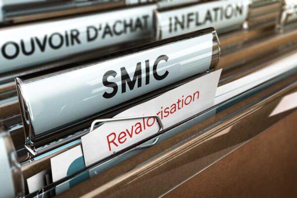 SMIC : Revalorisation de 2,2% à compter du 1er octobre 2021